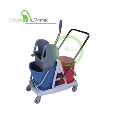 Nowoczesna architektura Czysto24 – mopy, sprzęt do sprzątania, wózek do sprzątania, pady QQ21